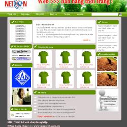 Web thẩm mỹ viện